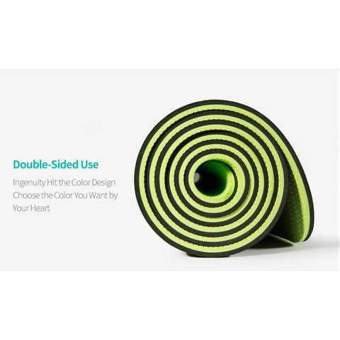 Professional Double Sided Yoga Mat | Towish-shop