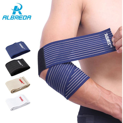 Elastic Nylon Elbow Brace | Towish-shop