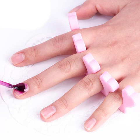Nail Finger Toe Separators - 50pcs/Pack | Towish-shop