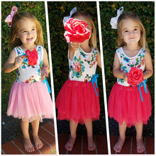 The Flower Ballerina Dress