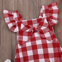 Picnic Party Romper