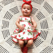 Late Harvest Strawberry Dress