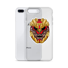 Fire Mask iPhone Case