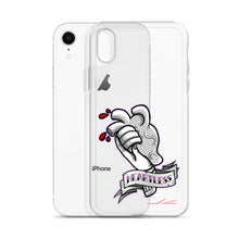 Heartless BW iPhone Case