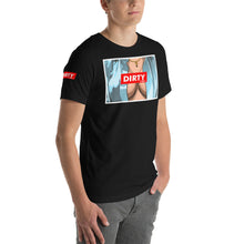 Dirty Small Short-Sleeve Unisex T-Shirt
