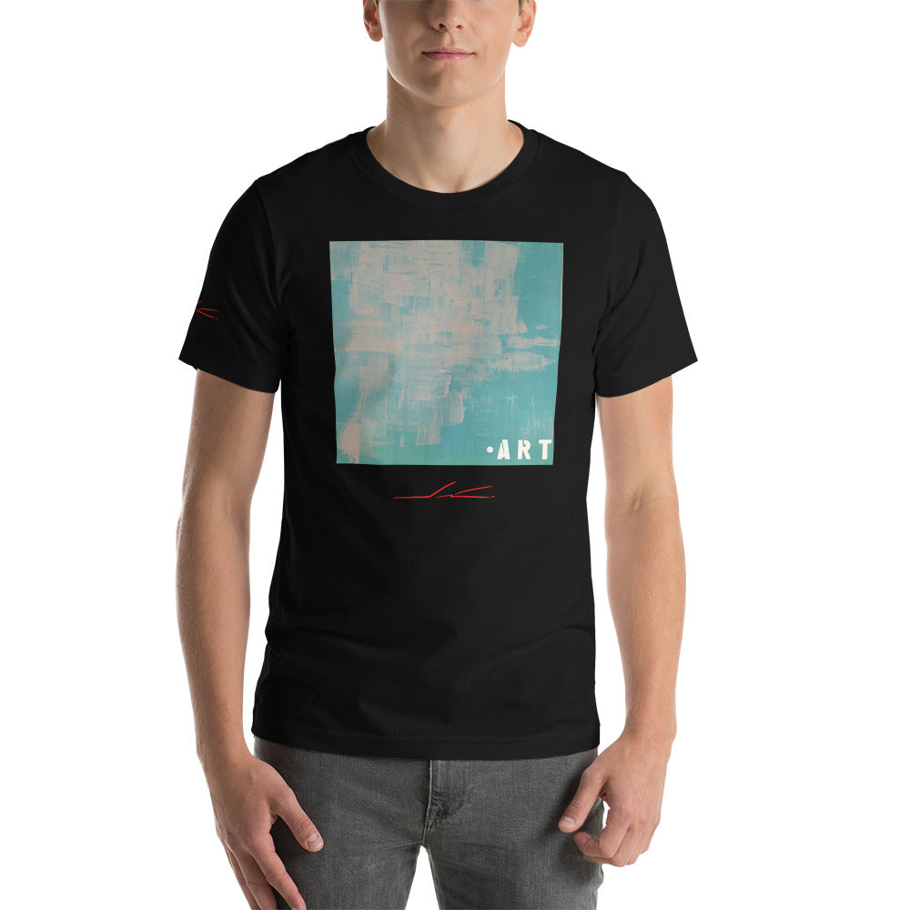 Art? v Short-Sleeve Unisex T-Shirt