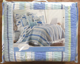 Tropical Fish ☆ King Quilt Set ☆ 5-pc