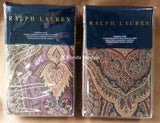Westport Great Compton Paisley ☆ King Duvet Set with Euro Shams ☆ 5-pc