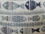 Tropical Fish ☆ Twin Quilt Set ☆ 2-pc