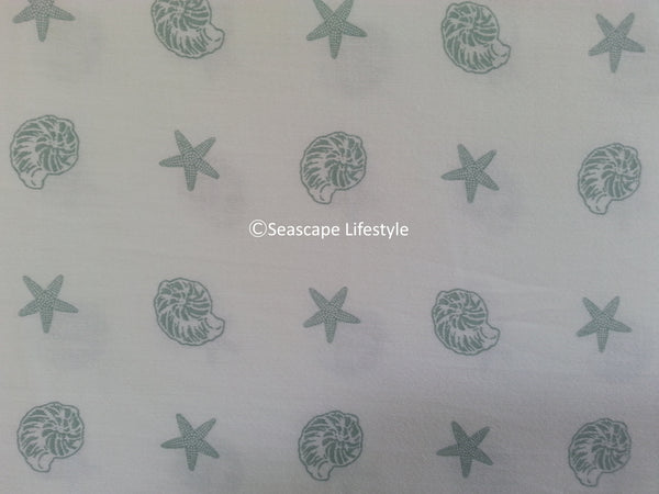 Tropical Marine Life ☆ King Sheet Set ☆ 4-pc
