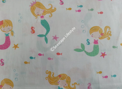 Mermaids ❤ Twin Sheet Set ❤ 3-pc