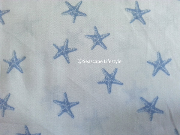 Tropical Starfish ☆ Queen Sheet Set ☆  4-pc