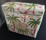 Tropical Flamingos ☆ King Quilt Set ☆ 3-pc