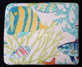 Tropical Fish ☆ King Quilt Set ☆ 4-pc