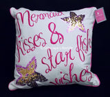 Mermaids Kisses ☆ Twin Quilt with Pillow ☆ 4-pc