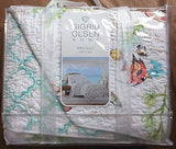 Tropical Marine Life ☆ King Quilt Set ☆ 3-pc
