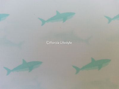 Sharks ☆ Twin Sheets Set ☆ 3-pc