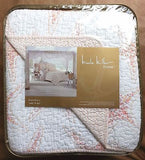 Mosaic Starfish ☆ King Quilt Set ☆ 4-pc