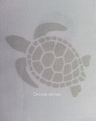 Gray Sea Turtles ☆ King Sheet Set ☆ 4-pc