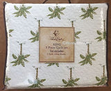 ☆ Tropical Palm Trees ☆ King Quilt Set ☆ 3-pc