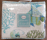 Tropical Fish ☆ Full/Queen Quilt ☆ 4-pc
