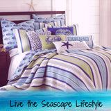 PILLOW SHAMS ☆ By Hampton ☆ 2-pc and 4-pc