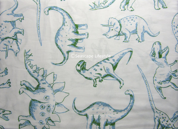 ☆ Dinosaurs ☆ Full Sheet Set ☆ 4-pc