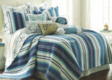 ☆ Tropical Starfish ☆ King Quilt with Shams & Pillow ☆ 4-pc