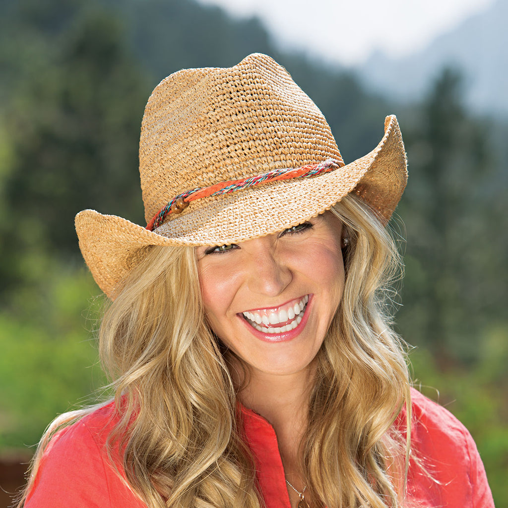 If you're in Aspen and need sun protection, Wallaroo Hats are available at several retail locations