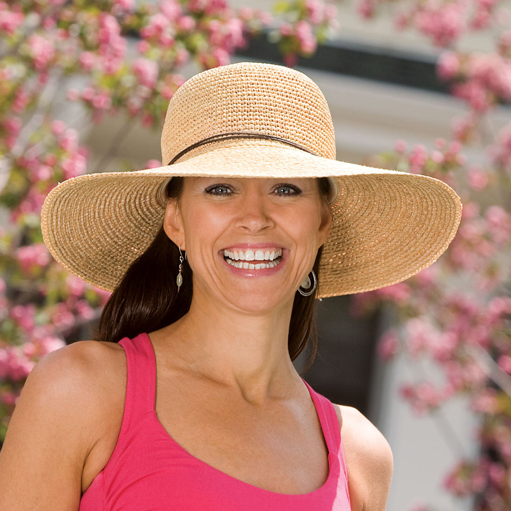 The Napa Hat is on the must have list for fun in the sun hats in Real Simple Magazine.