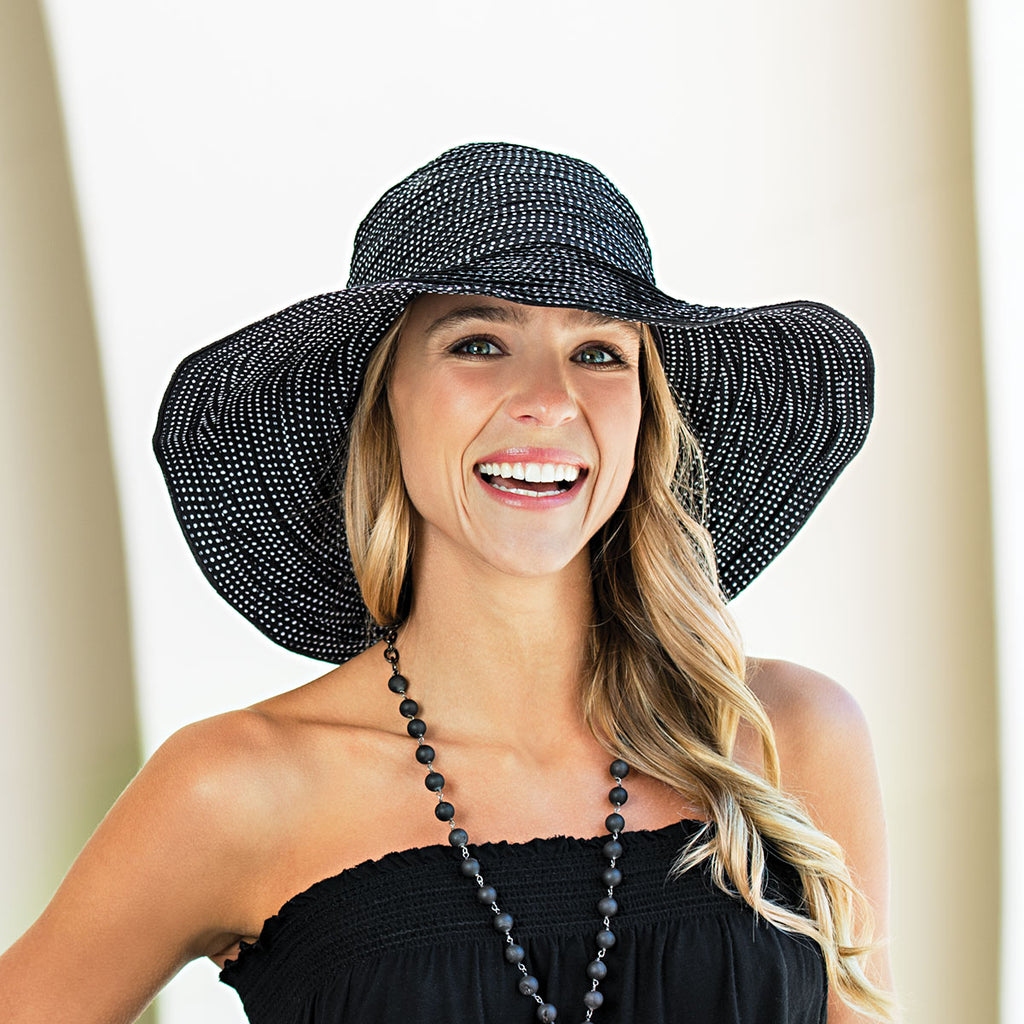 The Scrunchie Hat by Wallaroo is Vivafifty.com's favorite sun protection hat