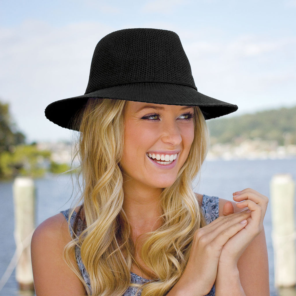 Estrella Fashion Reports's Blog Loves the Victoria Fedora!