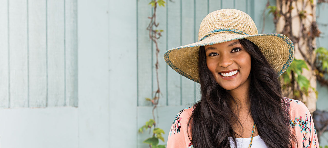 Best Sun Hats for Women, Men, Kids | The Perfect Summer