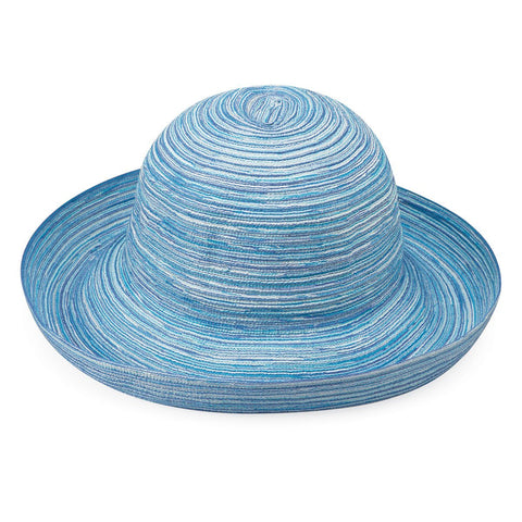 Sydney-Light Blue__This light blue hat has a medium brim and comes in several other colors.