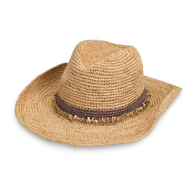 These custom beach hats are great for the outdoors.