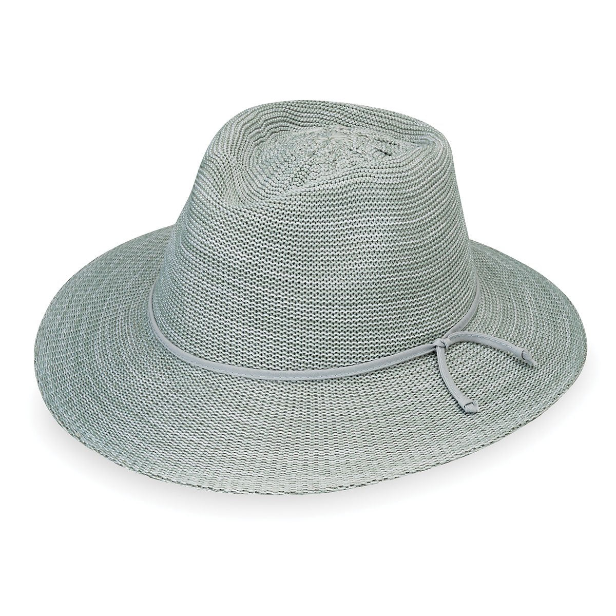 0a5a4161f39d7 Stylish Straw Fedora - Women s - Blocks 97.5% of UV Rays – Wallaroo ...