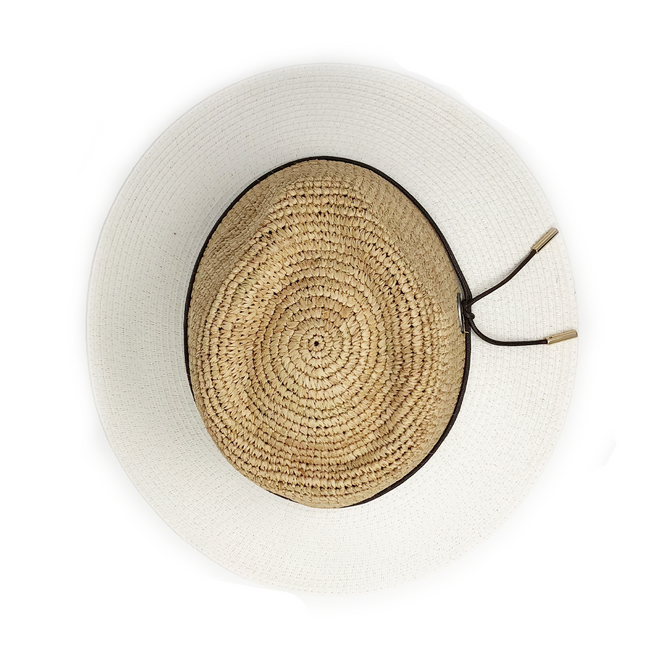 The Laguna sun hats are a great way to look stylish while protecting your eyes from the sun.