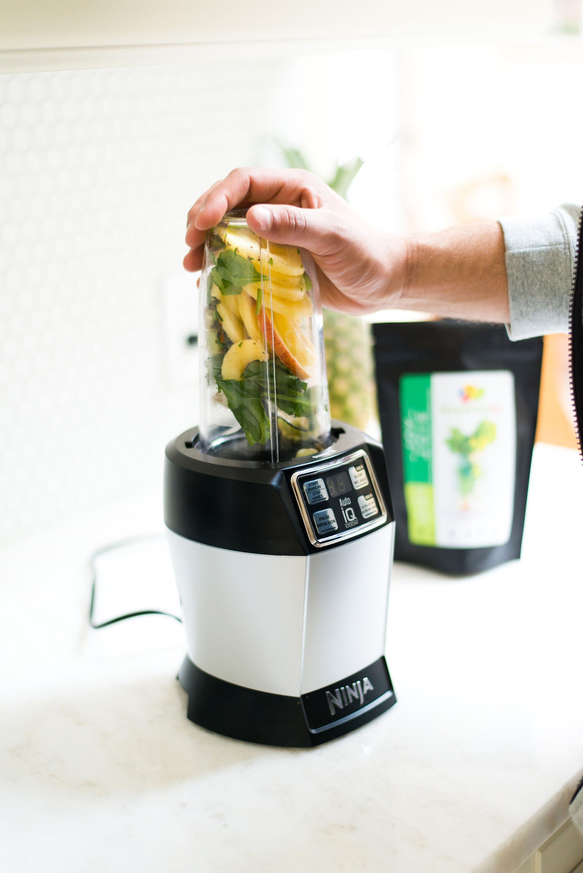 Why blending is better than juicing