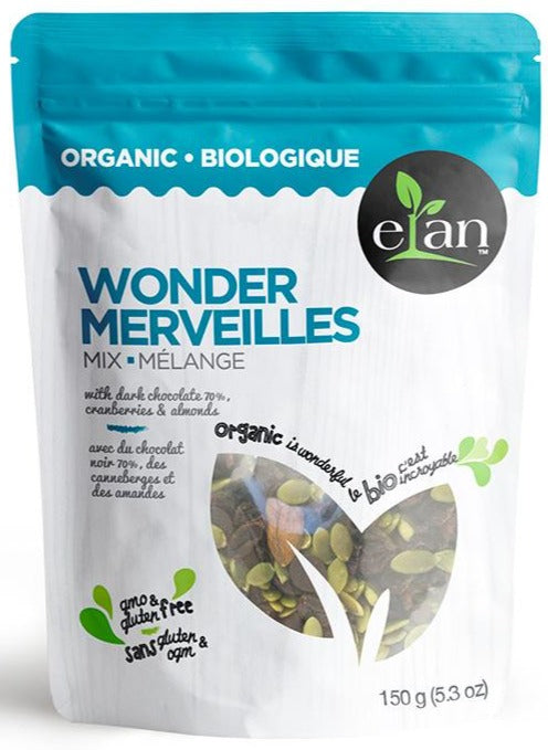 Wonder Mix by Elan 150g Organic