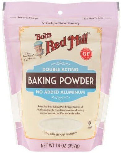 Baking Powder by Bob's Red Mill 397g
