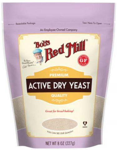 Active Dry Yeast by Bob's Red Mill 227g