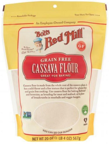Cassava Flour by Bob's Red Mill 567g