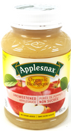 Organic Unsweetened Apple Sauce by Applesnax 650ml