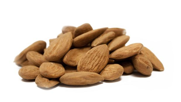 Almonds, Organic Raw European 1Kg