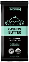 Cashew Butter Filled Bar by Evolved 71g