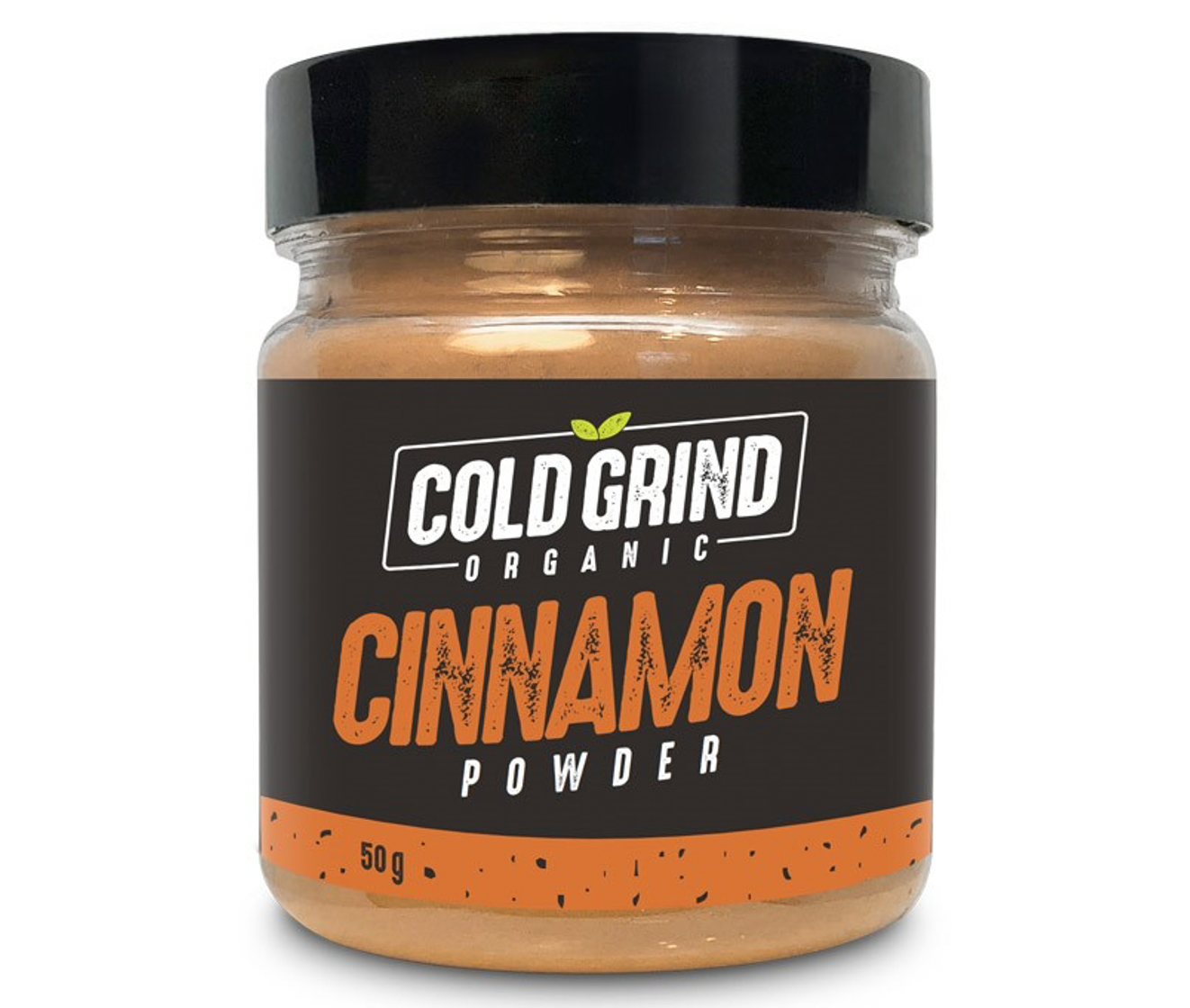 Cinnamon Organic by Cold Grind