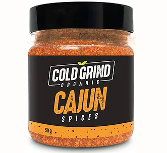 Cajun Organic by Cold Grind