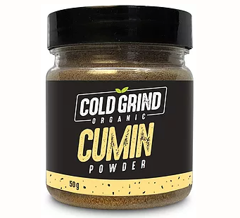 Cumin Organic by Cold Grind