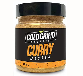 Curry Masala Organic by Cold Grind