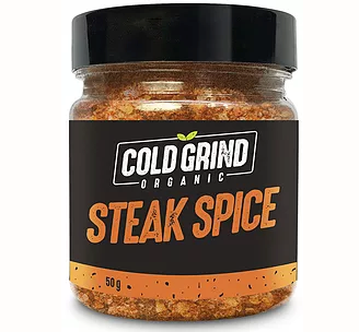 Steak Spice Organic by Cold Grind